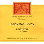 Smoking Loon Pinot Noir 2008