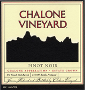 Chalone Estate Pinot Noir 2006