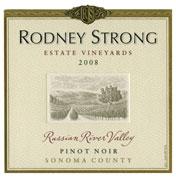 Best Rodney Strong Pinot Noir