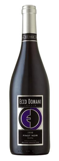 Ecco Domani Pinot Noir