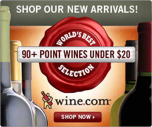 90 Point Rating Wines